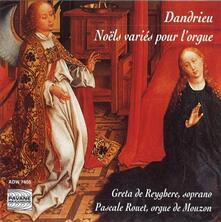 Noels Varies Pour Orgue - CD Audio