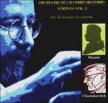 String Quatuor 3 - CD Audio di Dmitri Shostakovich