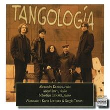 Tangolia - CD Audio