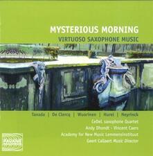 Morning Virtuoso Saxophon - CD Audio
