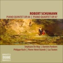 Quintetto con Pianoforte & Quartet - CD Audio di Robert Schumann
