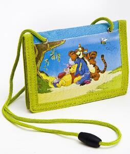 portafoglio Winnie the Pooh con Tracolla