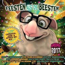 Feesten Als De Beesten - CD Audio
