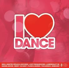 I Love Dance - CD Audio