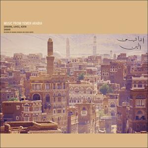 Music from Yemen Arabia - Vinile LP
