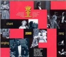 Queen Elisabeth Competition. Singing 2000 - CD Audio