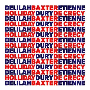 B.E.D - Vinile LP di Etienne De Crecy,Baxter Dury
