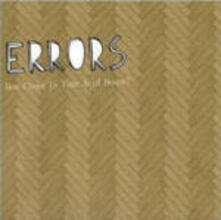How Clean Is Your Acid House? - CD Audio di Errors