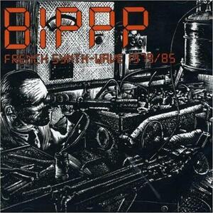 Bippp-French Synth Wave - Vinile LP