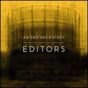 An End Has a Start - Vinile LP di Editors
