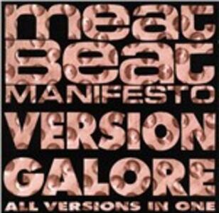 Version Galore - Vinile LP di Meat Beat Manifesto
