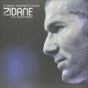 Zidane. a 21st Century Portrait (Colonna Sonora) - Vinile LP di Mogwai