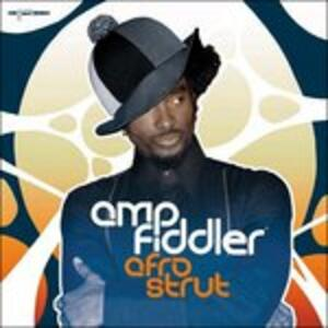 Afro Strut - Vinile LP di Amp Fiddler