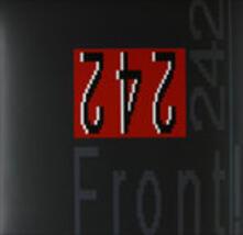 Front By Front - Vinile LP di Front 242