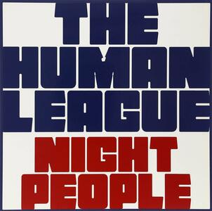 Night People - Vinile LP di Human League