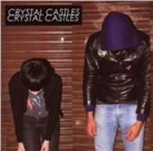 Crystal Castles - CD Audio di Crystal Castles