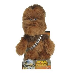 Giocattolo Peluche Star Wars - Chewbacca 25cm Simba Toys 0