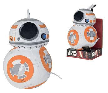Giocattolo Peluche Star Wars. BB-8 25cm Simba Toys