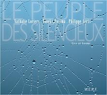 Le peuple des silencieux - CD Audio di Nathalie Loriers