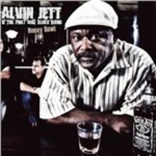 Honey Bowl - CD Audio di Alvin Jett,Phat Noiz Blues Band