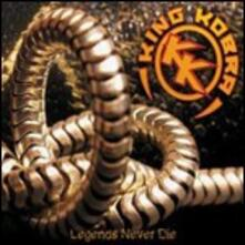 Legends Never Die - CD Audio di King Cobra