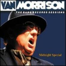 The Bang Records Sessions. Midnight Special - CD Audio di Van Morrison