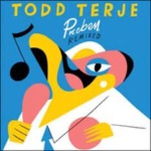 Preben Remixed - Vinile 10'' di Todd Terje