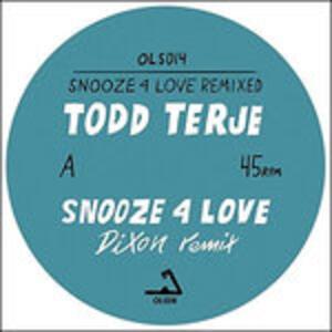 Snooze 4 Love - Vinile LP di Todd Terje