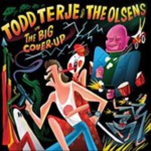 The Big Cover - Vinile LP di Todd Terje,Olsens