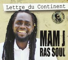 Mamj Ras Soul - CD Audio di Lettre du Continent
