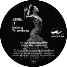 If - Remixes - Vinile LP di Jeff Mills