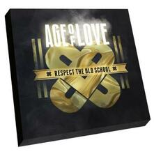 Age of Love. Respect the Old School (Box Set) - Vinile LP