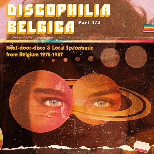 Discophilia Belgica part 1 - Vinile LP