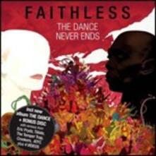 The Dance Never Ends - CD Audio di Faithless