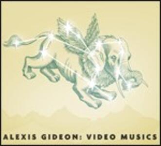 Alexis Gideon. Video Musics - DVD