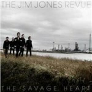 The Savage Heart - Vinile LP di Jim Jones Revue