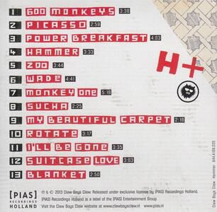Hammer - Vinile LP + CD Audio di Claw Boys Claw - 2