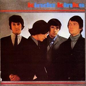 Kinda Kinks - Vinile LP di Kinks