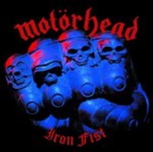 Iron Fist - Vinile LP di Motorhead
