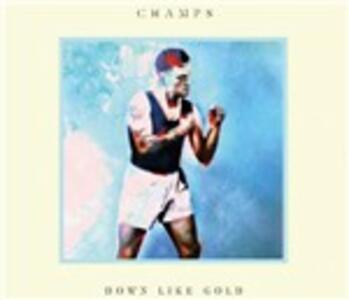 Down Like Gold - Vinile LP di Champs