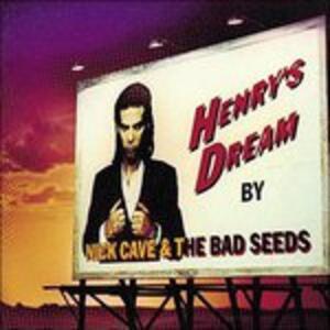 Henry's Dream - Vinile LP di Nick Cave,Bad Seeds