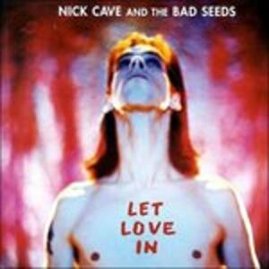 Let Love in - Vinile LP di Nick Cave,Bad Seeds