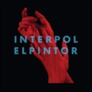 El Pintor - Vinile LP di Interpol