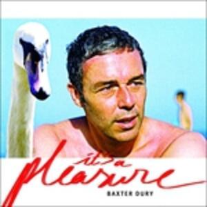It's a Pleasure - Vinile LP di Baxter Dury