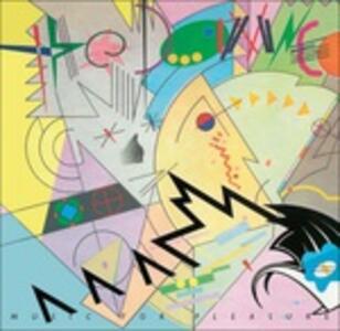 Music for Pleasure - Vinile LP di Damned