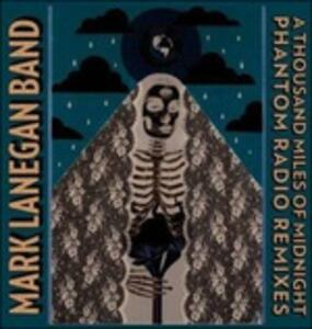 A Thousand Miles of Midnight - Vinile LP di Mark Lanegan (Band)