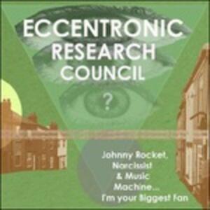? - Vinile LP di Eccentronic Research Council