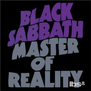 Masters of Reality - Vinile LP di Black Sabbath