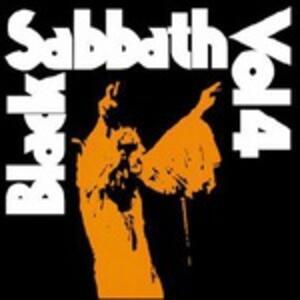 Vol.4 - Vinile LP di Black Sabbath