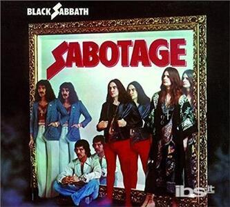 Sabotage - Vinile LP di Black Sabbath